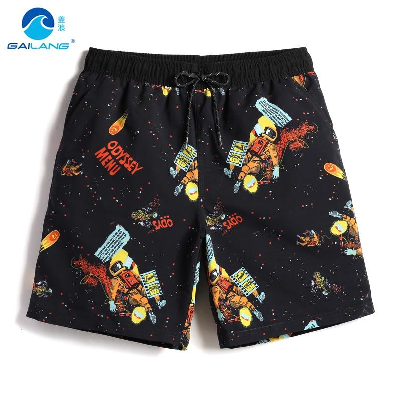 New Summer bathing suit for couple sexy board shorts swimsuit joggers beach shorts liner swimwear hawiian bermudas mesh