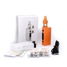 บุหรี่อิเล็กทรอนิกส์Joyetech eVic VTwoมินิCubis Proชุดด้วย75วัตต์กล่องสมัย4มิลลิลิตรถังVaporizer Vapeมอระกู่จากeVic VTCมินิ