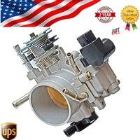 AP02 New Throttle Body For Honda Accord DX LX EX 2.4L 2003 2004 2005 US 16400 RAA A62 ,16400RAAA62 16400 RAA A62