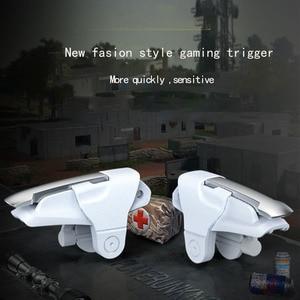 C36 Mobile Game Fire Button Aim Key Capa