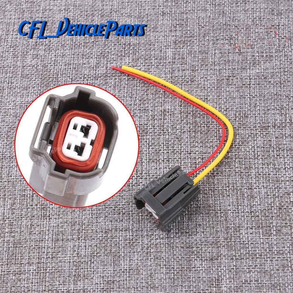 2-контактный топливный инжектор вилка соединителя с проводом жгута 06A973722 для VW Golf Jetta Polo для Audi A4 A6 для Skoda для Seat