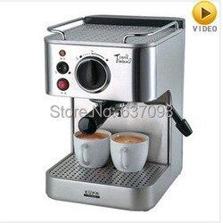 EUPA TSK-1819A ze stali nierdzewnej gospodarstwa domowego włoski ekspres do kawy wysokiej pompa ciśnienia pary ekspres do kawy espresso cafe maszyna 1.6L 19Bar 220-240 v