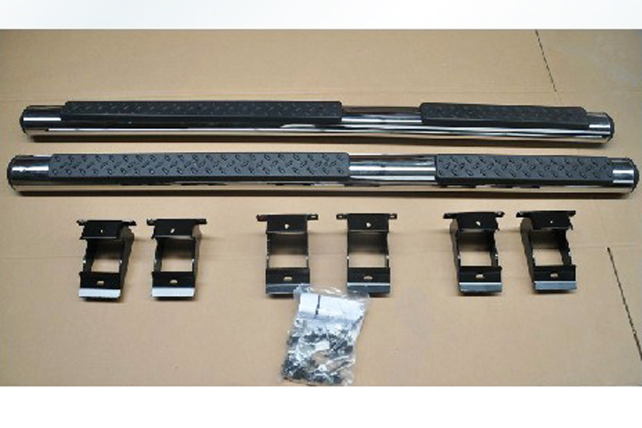 Wotefusi Side Steps Nerf Bars Running Boards For Jeep Grand Cherokee 2011 2012 2013 2014 [QP967]