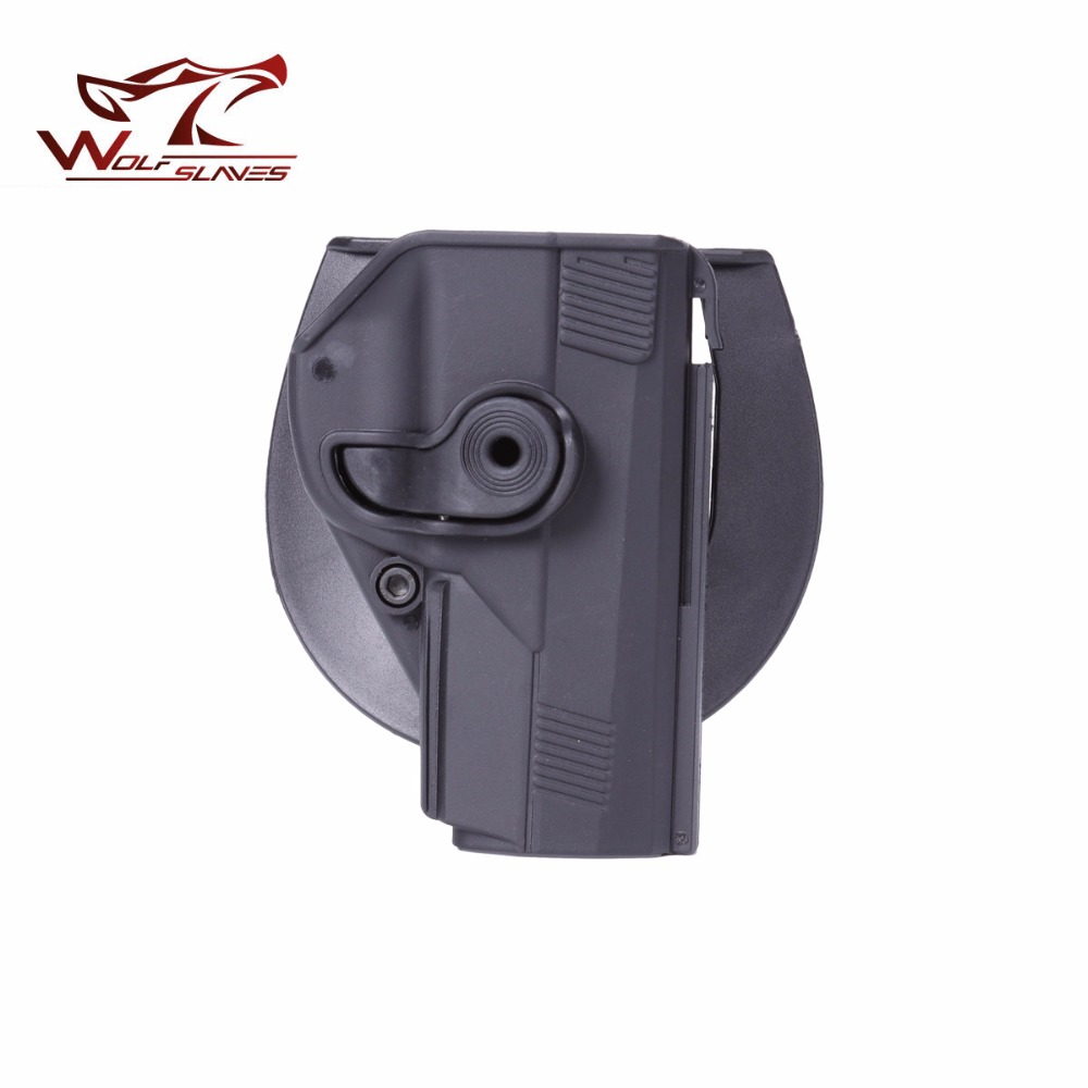 CQC PX4 Pistol Holster Tactical Handgun Waist Belt Holder Right-Handed Paddle Military Airsoft Hunting Accessories