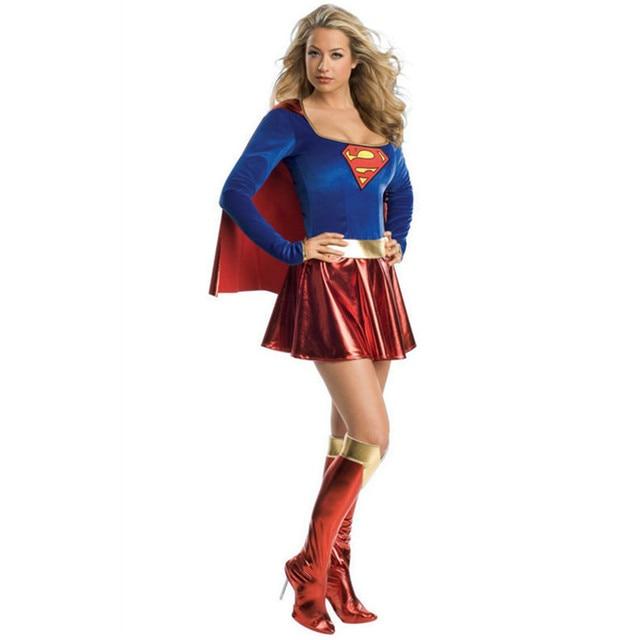 Female Superhero Costumes 3