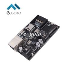 Iboard W5100 модуль Ethernet развитию с POE/XBee/SD слот для Arduino