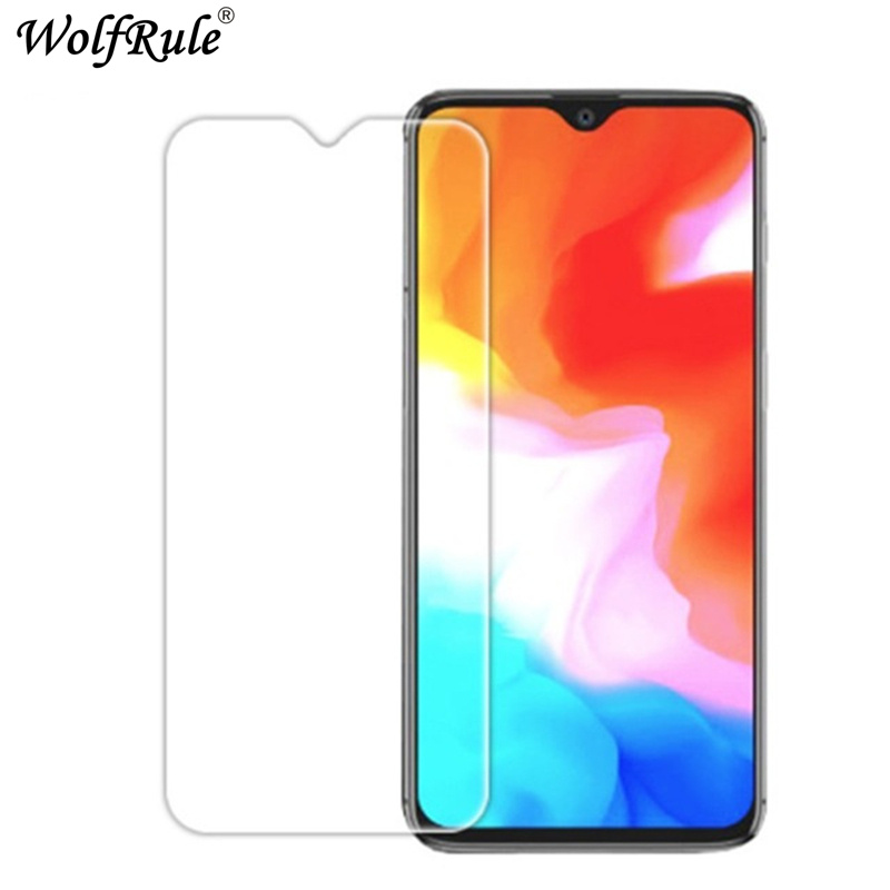 2PCSLot Screen Protector Oneplus 6T Glass Ultra Thin 9H Hardness Tempered Glass For Oneplus 6T Steel Glass For One plus 6T 6.4