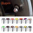 4pcs Car Styling Case For Opel Opc Renault Abarth Mazda Alfa Audi S Line Dacia VW Volkswagen Gti R Lada Lancia Saab Car-Styling