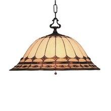 18 дюйм(ов) классический стиль стеклянный подвесные светильники, Бесплатная доставка