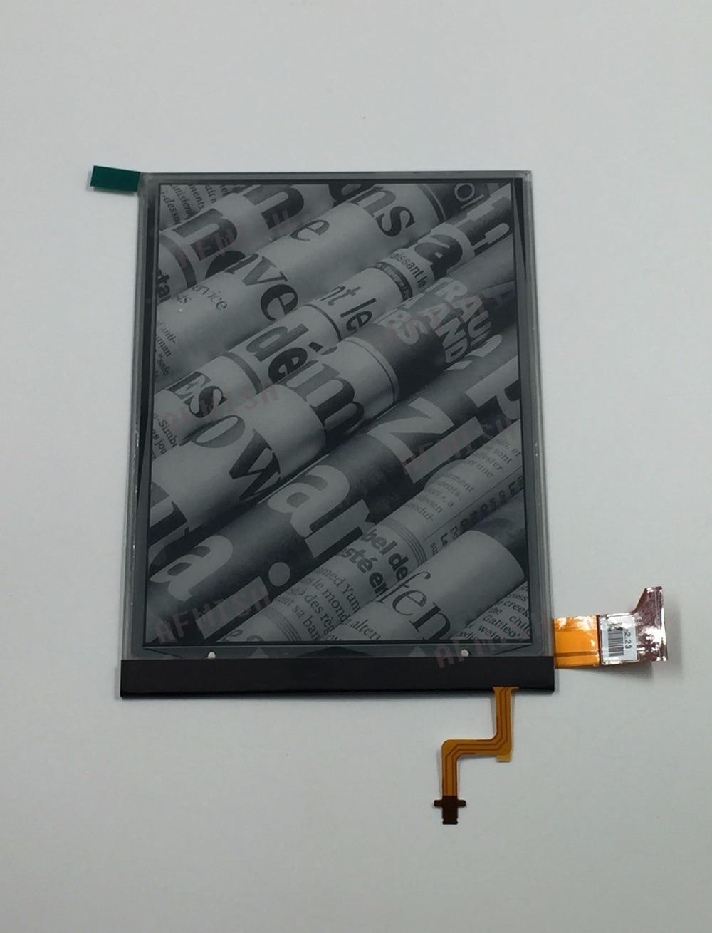 100%-pantalla LCD de 6 pulgadas Para lector de libros electrónicos, 1024x758 con retroiluminación, sin contacto, novedad, envío gratis