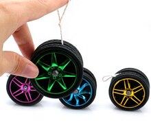 Professional Electroplating YoYo Ball Bearing String Trick Children Kids Toy