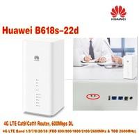 Huawei B618 LTE Cat11 Wireless Gateway plus 4G LTE MIMO 49dBi TS9 Connector