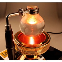High Quality 220V Halogen Beam Heater Burner Infrared Heat For Hario Yama Syphon Coffee Maker