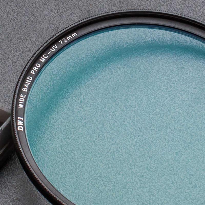 ZOMEI 40,5/49/52/55/58/62/67/72/77/82/86 мм ультра-фиолета УФ-фильтр объектива с защитой от ультрафиолета для цифровых однообъективных зеркальных камер и однообъективных зеркальных камер