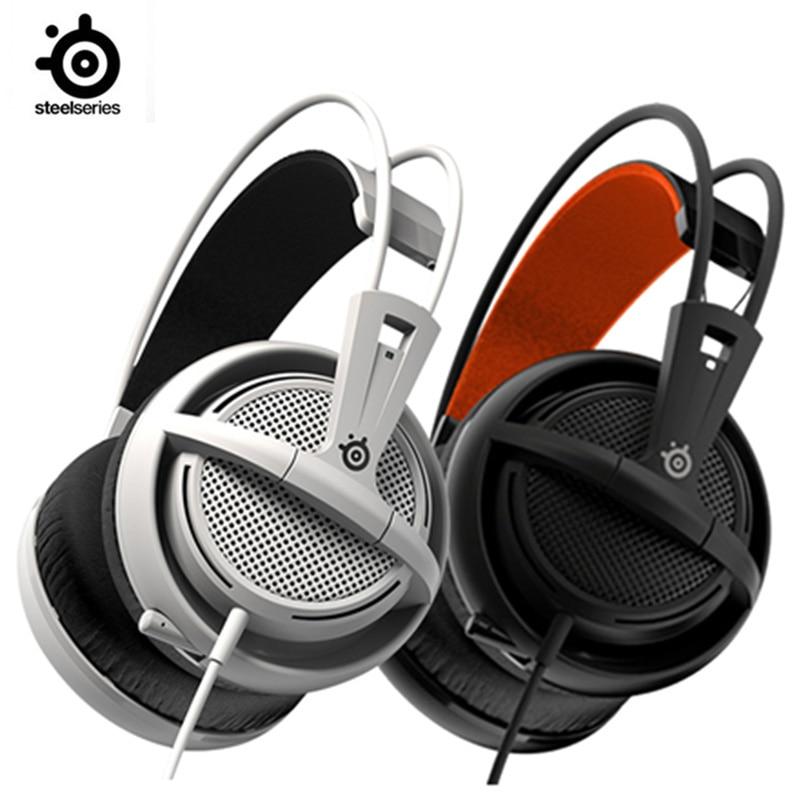 SteelSeries Siberia 200v2 IG Upgrade  Headset E-sports Game Computer Headphone PUBG Exclusive Gaming Headphone