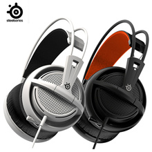 Steelseries sibéria 200v2 ig atualizar fone de ouvido e esportes jogo computador fone de ouvido pubg exclusivo gaming headphone