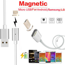 Reliable High Speed Charge 2 4 A Micro font b USB b font Charging Cable Magnetic