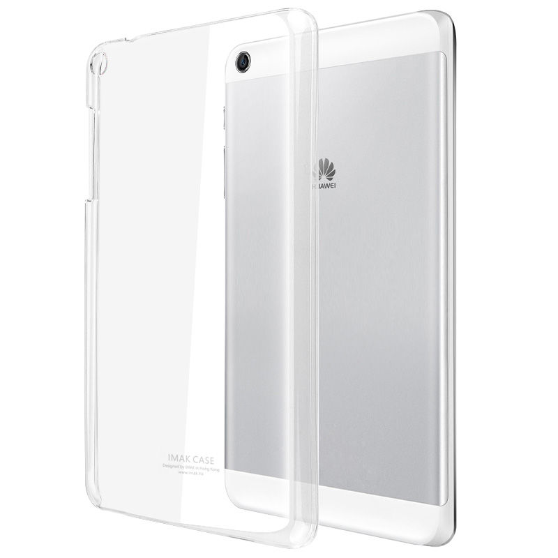 Case For Huawei MediaPad T1 8.0 Protective Shell Smart cover Transparent Leather Tablet For Honor T1-823L T1-821w PU Protector