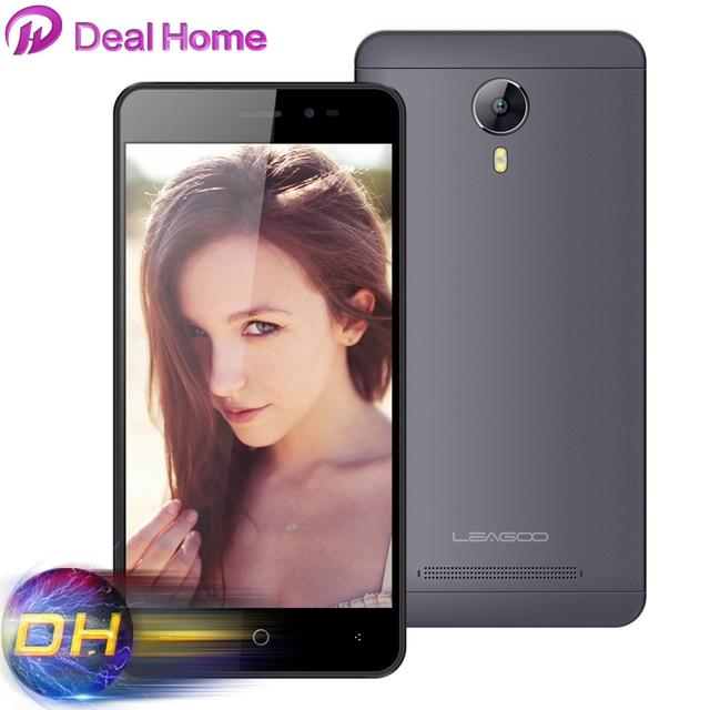 """Screen film)gift!Original LEAGOO Z5C Smartphone 5.0"""" SC7731C Quad Core Android 6.0 1GB RAM 8GB ROM 2000mAh In stock!"""
