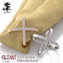 Х образный высококачественный шарф с разнообразными способами