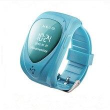 Anti-Drop Universal GSM Kinder Baby Smartwatch Jungen Mädchen kinder Uhren Mit GPS Für IOS Android Uhr Telefon für Kinder