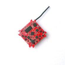 JMT Crazybee contrôleur de vol F3 OSD, compteur de courant 4 en 1, 5a 1S Blheli_S ESC, Compatible Frsky / Flysky récepteur pour Multicopter