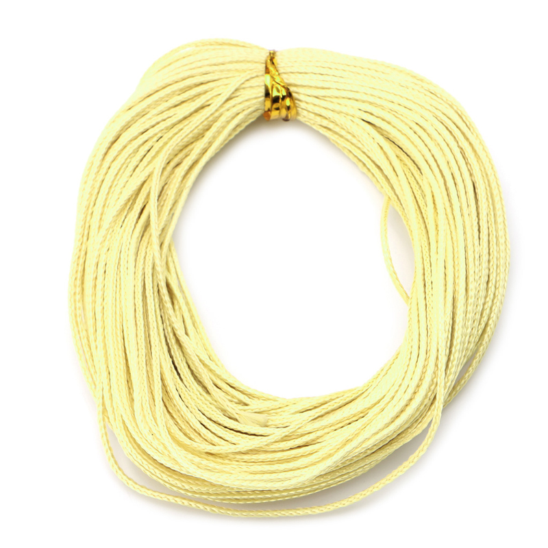 1.1mm Braided Kevlar Line Kite String To The Outdoor Sport Camping Fishing Line W15