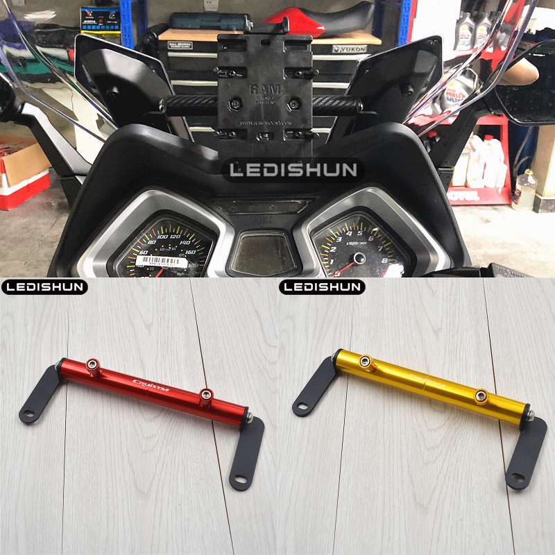 For SYM CRUISYM300 CRUISYM 300 Motorcycle CNC Aluminum Mutifunctional Cross Bar Balance bar