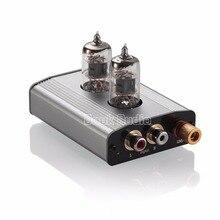 Douk Audio Latest Mini 6J1 Vacuum Tube Phono Turntable Preamp MM MC RIAA Hi Fi Class