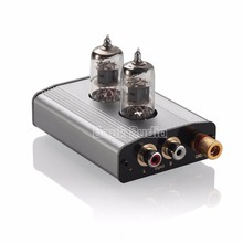 Douk Audio Latest Mini 6J1 Vacuum Tube Phono Turntable Preamp MM / MC RIAA Hi-Fi Class A Preamplifier Free Shipping