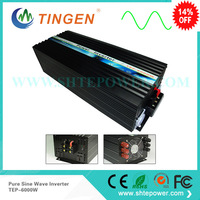 DC 12v to 100v 110v 120v off grid tie 6000w power inverter dc12v/24v/36v converter to AC output 6kw