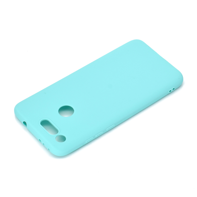 Fashion Macaron Candy Colors Soft TPU Frosted Case Phone Silicone Bag Cover Skin Shell Coque Funda for HUAWEI Honor V20 Cases in Fitted Cases from Cellphones Telecommunications