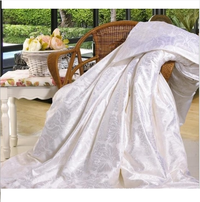 100 silk comforter for winter or summer twin queen king full sizepure silk