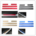 4pcs Aluminium Rear ( inner + outer ) Door Sill Scuff Plate Guard Cover Strip Protector Plate Trim For Renegade 2016 Car Styling
