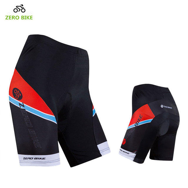 33d865ec9697 ZEROBIKE Summer Women's Cycling Shorts Clothing Quick Dry 3D Gel Padded  Riding MTB Bike Tight Shorts Ropa Ciclismo
