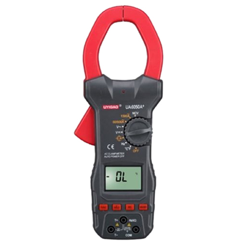 UA6050A+ 3 1/2 AC Digital Clamp Meter 1500A WITH NCV renfert mt 3 ua купить