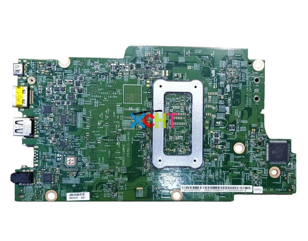 Image 2 - for Dell Inspiron 13 7368 15 7569 X6C95 0X6C95 CN 0X6C95 w i5 6200U CPU 2.3GHz DDR4 Laptop Motherboard Mainboard Tested-in Laptop Motherboard from Computer & Office