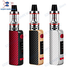 New TXW 80w electronic cigarette vape box 2200mAh Built-in battery with LED huge vaporizer Vapor 2.5ml Atomizer e cigarette Vape цена в Москве и Питере