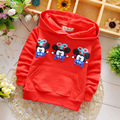 2016 New Hot Children Hoodies Thin Sweatshirt Baby Boys Girls Spring Autumn Coat Kids Long Sleeve Casual Outwear Baby Clothing