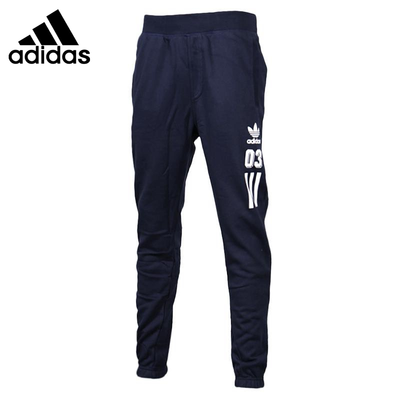 Original New Arrival  Adidas Originals Logo sweat pant navy Men's Pants  Sportswear original adidas originals women s pants sportswear