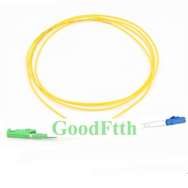 Patch Cord LC E2000/APC E2000/APC LC/UPC SM Simplex GoodFtth 100 500m