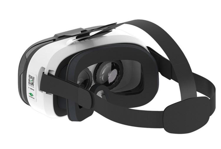 FIIT VR 3D Virtual Reality Video Helmet Cardboard 2.0 VR Glasses Box for 4.0-6.5 inch Smartphone Lightweight Ergonomic Design (24)
