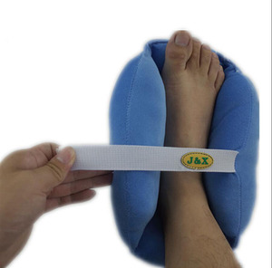 Image 2 - HANRIVER Decompression in bed foot ring against bedsore heel pad first step pedal with protective sleeve tee shoe covers the eld
