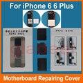 Motherboard reparación cubierta para proteger el chip de la cpu ic para iphone bga pistola de aire caliente estación de soldadura de reparación de soldadura