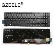 GZEELE New US English keyboard for DELL Inspiron 5565 15  5565 P66F 002 laptop notebook replace
