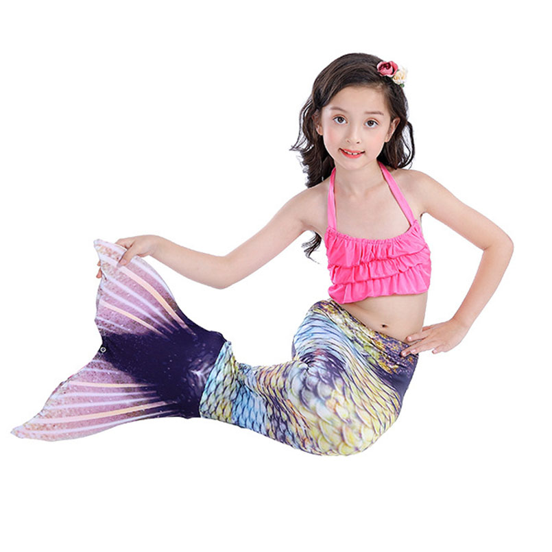 girls mermaidl tail vintage 9