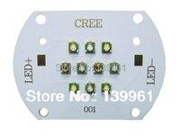 30W Cree XP E Red Green Blue White 5 Colors Hybrid Led