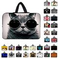 10 13 13.3 14 15.4 15.6 17.3 inch Cat Notebook Laptop Sleeve Bag Case Carrying Handle Bag protector For Macbook Air/Pro/Retina