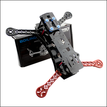 Free Shipping F250 FPV Quadcopter Glass fiber Frame kits Combo PK QAV250
