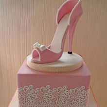 Grosshandel High Heel Shoe Cake Gallery Billig Kaufen High Heel